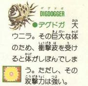 Zelda JapanManual Digdogger