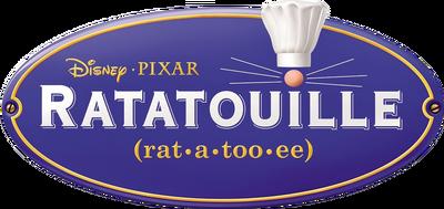 A Ratatouille logo