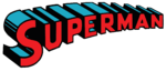 A Superman logo