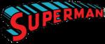 A Superman logo