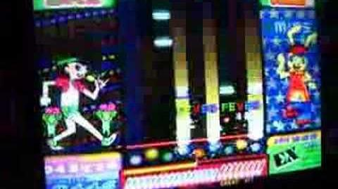 AC pop'n music 14 FEVER - Super Mario Brothers BGM Medley