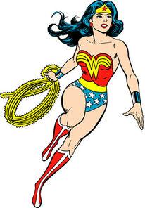A Wonder Woman