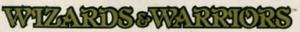 Wizards & Warriors logo