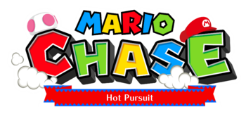 NintendoLand MarioChase logo