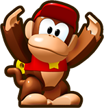 MM&FAC - Mini Diddy Kong