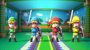 NintendoLand ZeldaBattleQuest Links