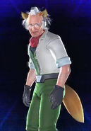 TTT2WiiU Fox Dr Bosconovitch