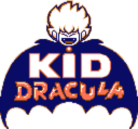 A Kid Dracula logo