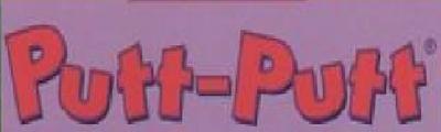 A putt-putt logo