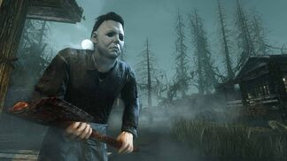 Michael Myers Call of Duty