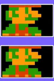 WWTo Microgame 8 bit hero Mario