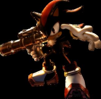 A Shadow the hedgehog