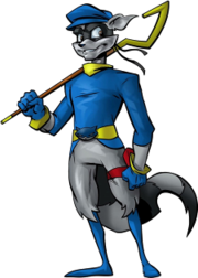 Sly Cooper character