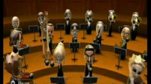 Wii Music - Mii Maestro Perfect The Legend of Zelda Theme