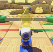 NintendoLand MarioChase Star