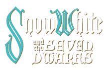 Disney snow white logo