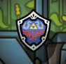 Scribblenauts Hylian Shield