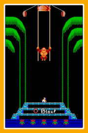WWTo Microgame DonkeyKong3