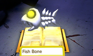 AR games fishing Fish Bone