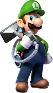 Luigismansion2 Luigi