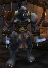 Blackrock orc