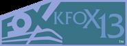 KFOX 13 Fox O-O (1986-1987)