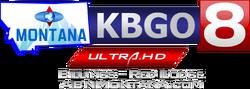 KBGO logo