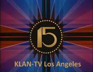KLAN-TV Logo 1980