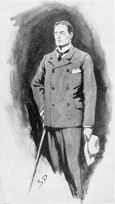 Houn-11 - Sir Henry Baskerville (Hound of Baskervilles, page 58)