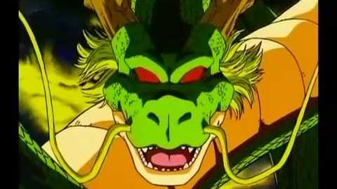 Dragon Ball Z Shenron