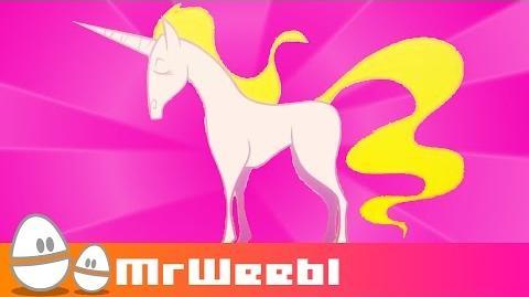 Unicorn - animated music video - MrWeebl