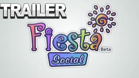 Fiesta Social - Reveal Trailer