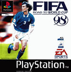 FIFA Road to World Cup 98 EU PS