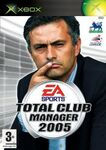 Total Club Manager 2005 NA Xbox