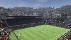 Estadio Presidente G. Lopes