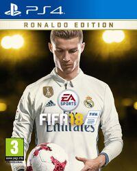 FIFA 18 packshot