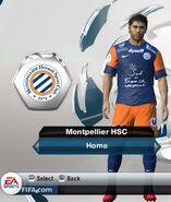 Montpellier home