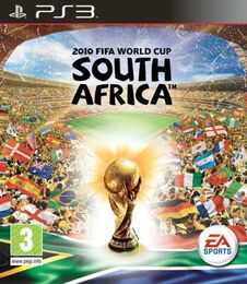 2010 FIFA World Cup South Africa EU PS3