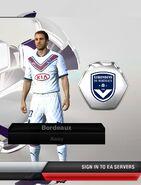 Bordeaux away