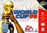 World Cup 98 NA N64