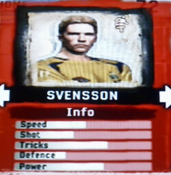 FIFA Street 2 Svensson