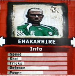 FIFA Street 2 Enakarhire