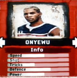 FIFA Street 2 Onyewu