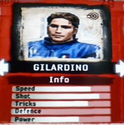FIFA Street 2 Gilardino