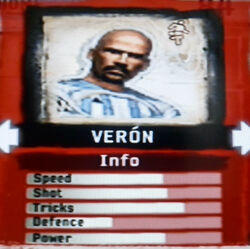 FIFA Street 2 Veron