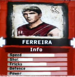 FIFA Street 2 Ferreira