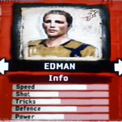 FIFA Street 2 Edman