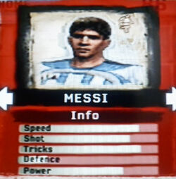 FIFA Street 2 Messi