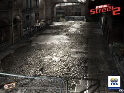 FIFA Street 2 Italy