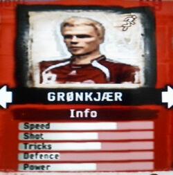 FIFA Street 2 Gronkjaer